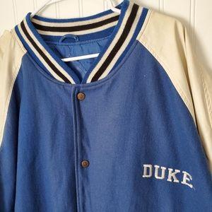 Vintage Duke University Lettermen Jacket